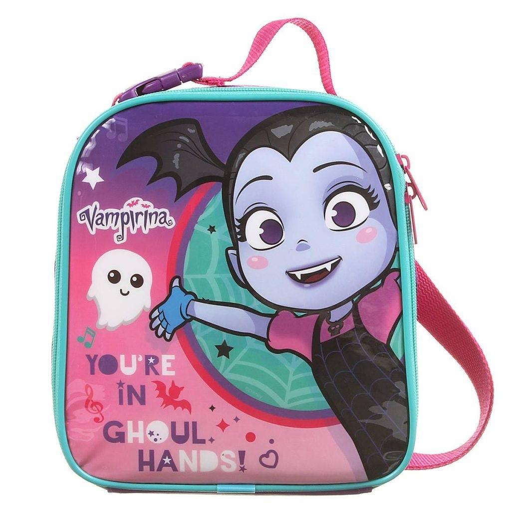 Lancheira Térmica Escolar - Vampirina
