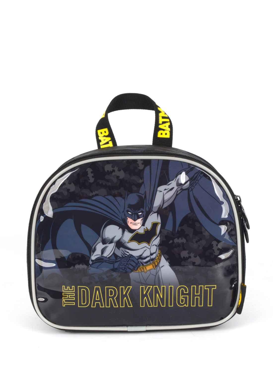 Lancheira Térmica Infantil Batman - LA35603BM