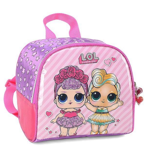 Lancheira Térmica Infantil LOL - LA34615LO