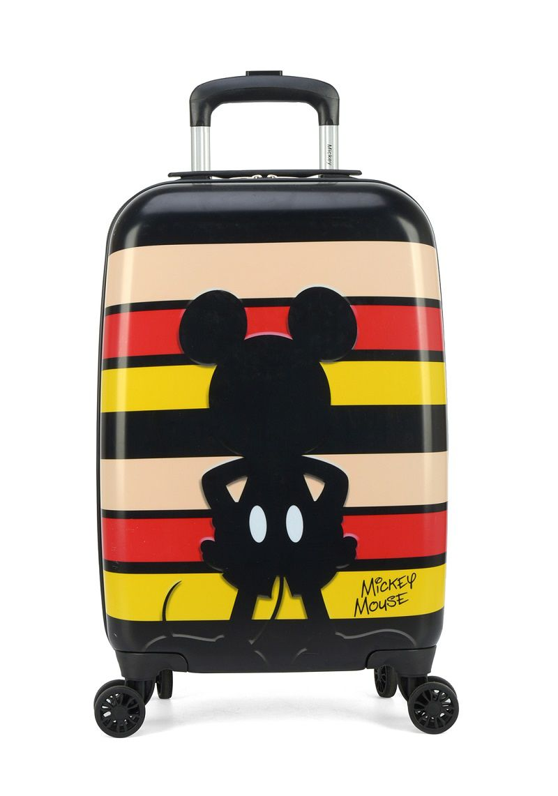 Mala de viagem / Escolar Mickey Mouse TAM P De Bordo - MF10234MY