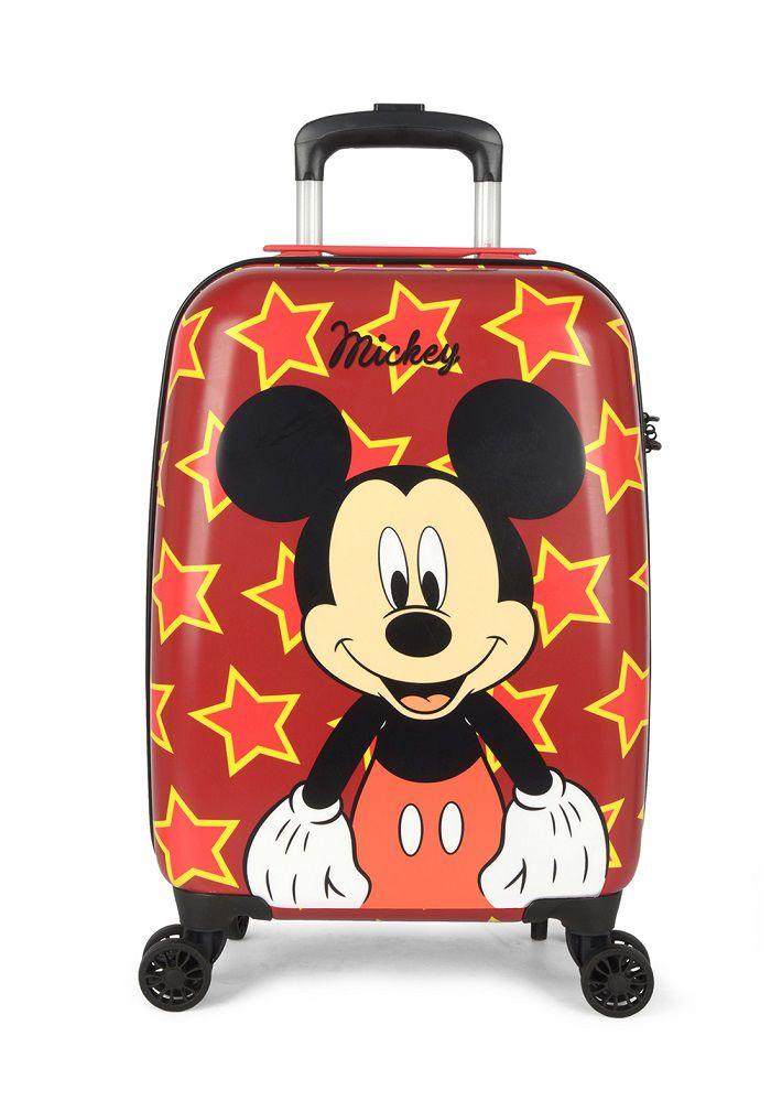 Mala de viagem / Escolar Mickey Mouse TAM P De Bordo - MF10264MY