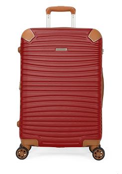 Mala de Viagem Polo King Nápoles -Tam M c/ cadeado TSA