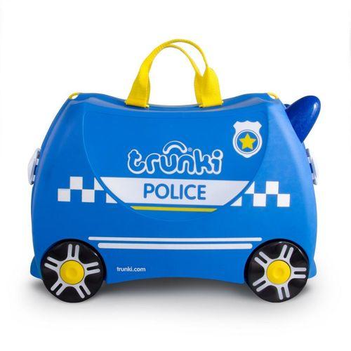 Mala Escolar / Viagem Infantil Trunki - Carro de Polícia - P de Bordo