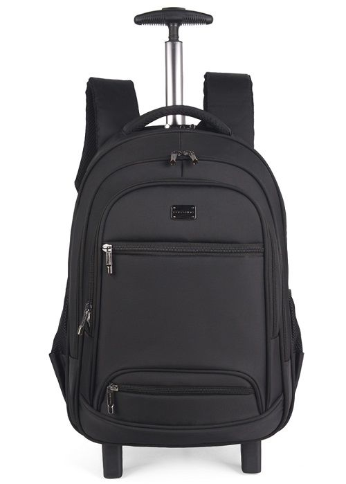 Mochila Com Alça E Rodas Polo King (notebook) - EC21012PK