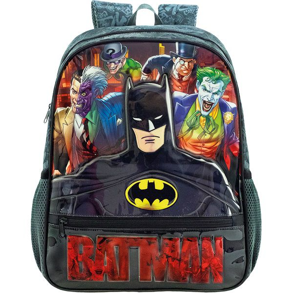 Mochila Escolar Batman Danger  - 8842