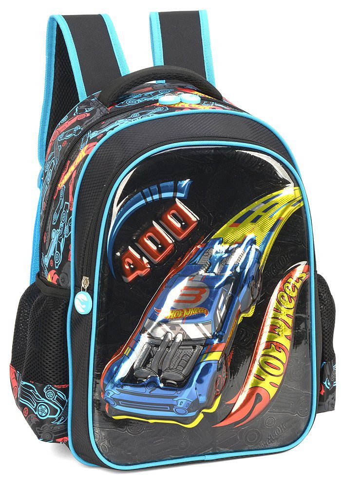 Mochila Escolar Hotwheels - IS34491HW