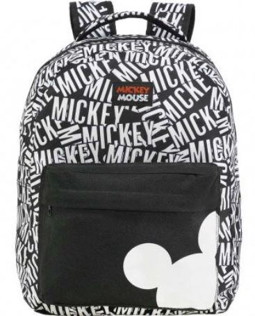Mochila Escolar Juvenil Mickey Mouse - 9104