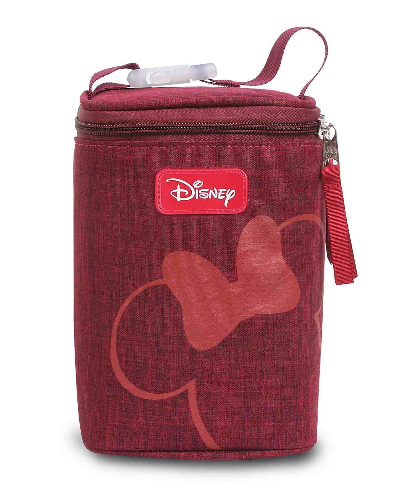 Porta Mamadeira Térmico Minnie Mouse Disney BabyGo