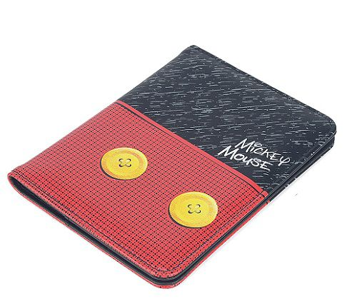 Porta Passaporte Mickey Mouse - PD15013MY