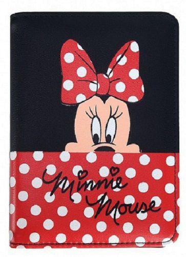 Porta Passaporte Minnie Mouse - PD15014MI