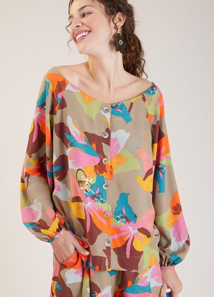 eebfc5be6 roupas blusa bata manga 34 marisa fl plano