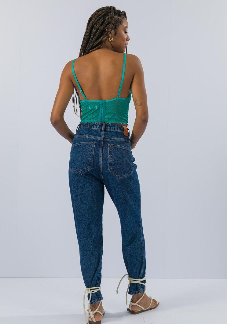 Calça Myft Jeans Mom