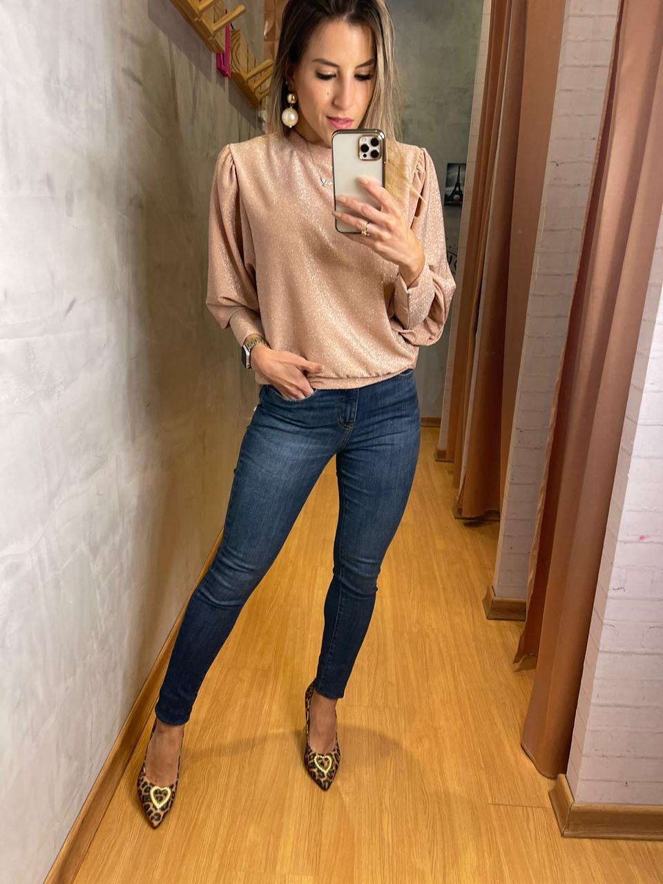 Calça Sly jeans skinny premium