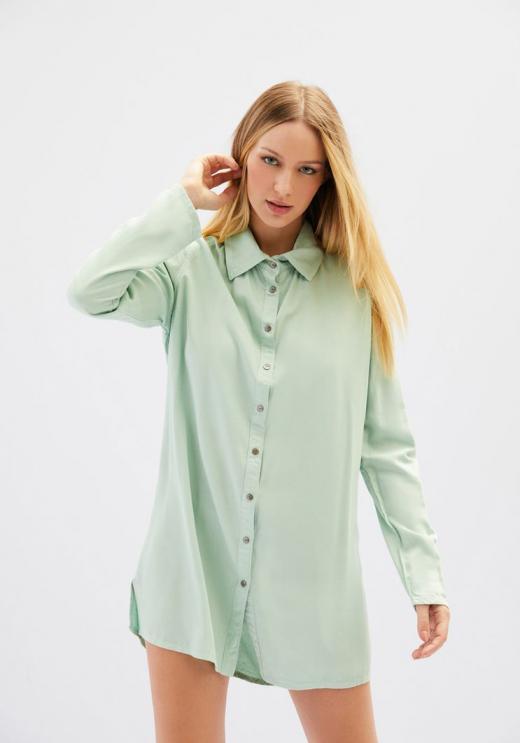 Camisa Myft alongada