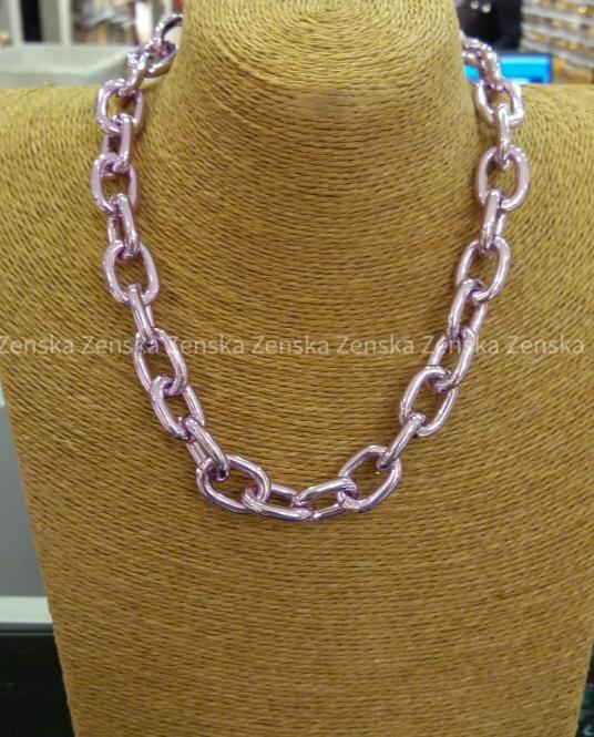 Colar corrente lilac chain