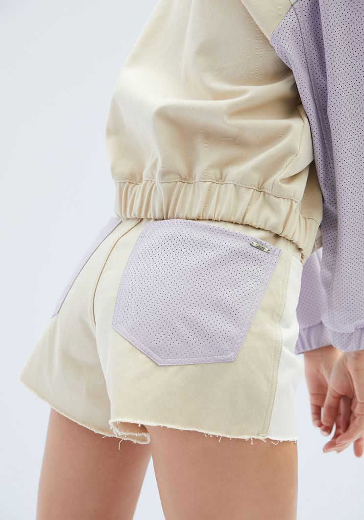 Short Myft comfort bolso