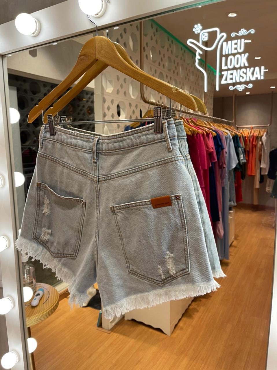 Short Myft jeans hot pant