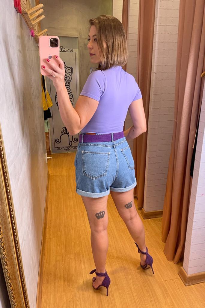 Short Myft mom jeans