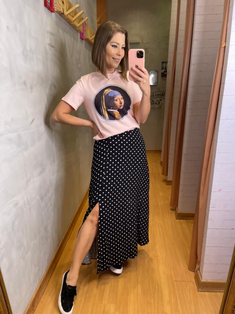 T-shirt Johannes Vermeer