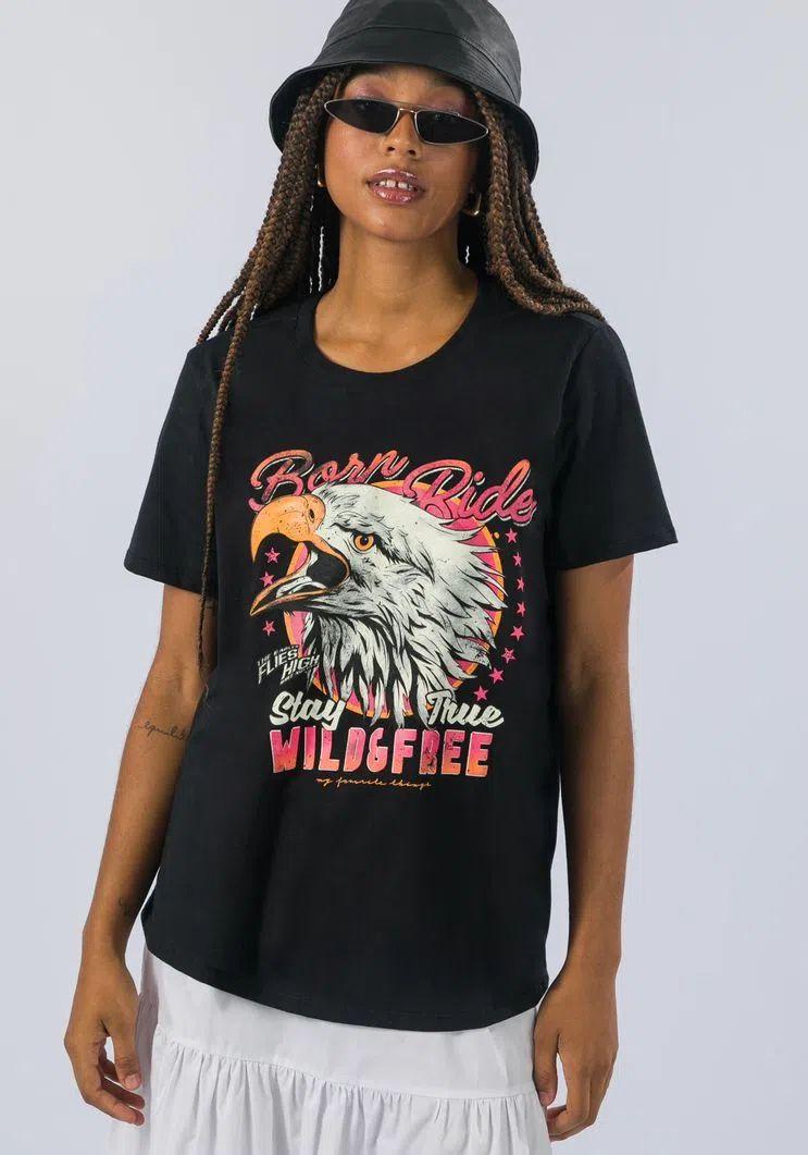 T-shirt Myft Águia