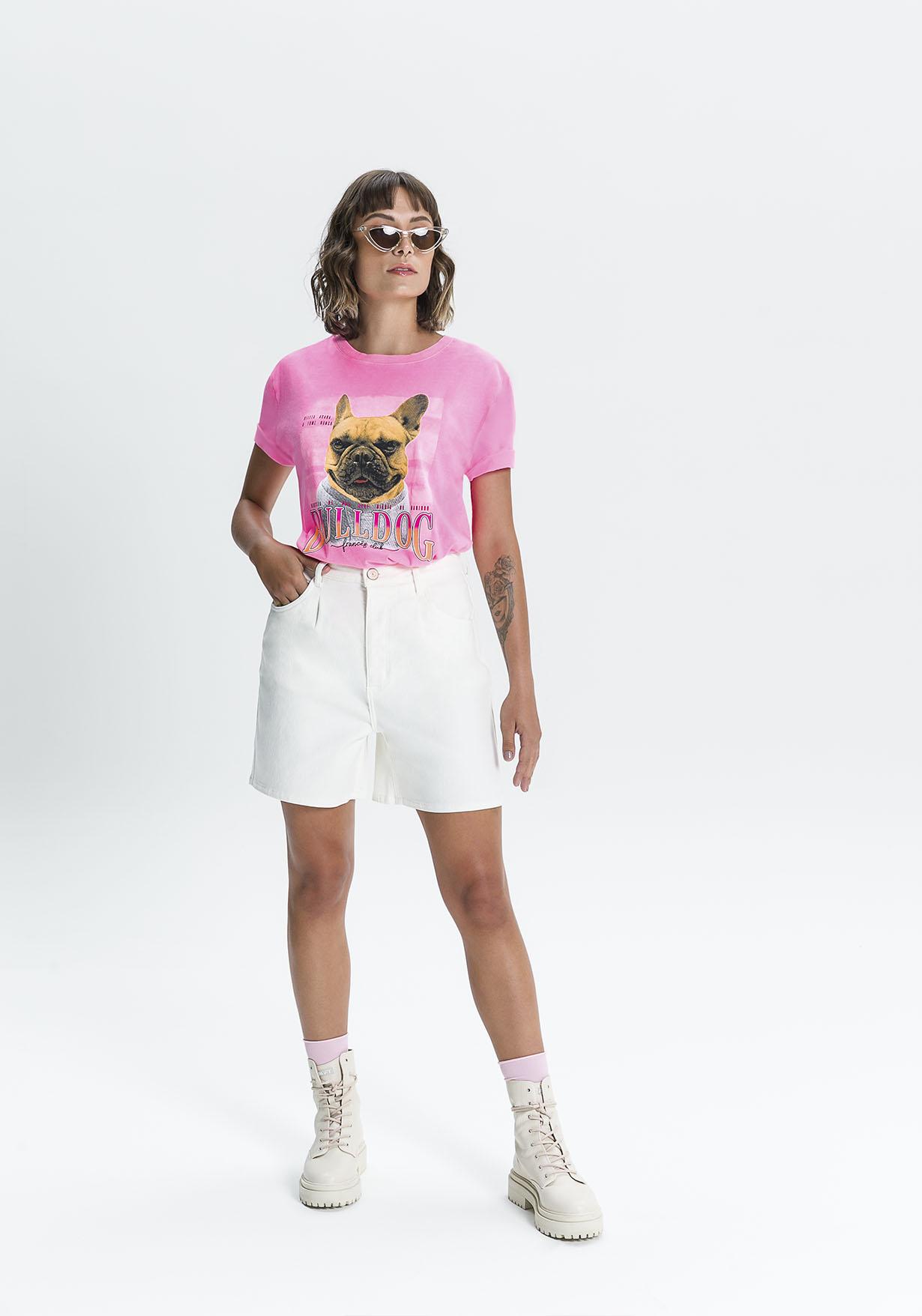 T-Shirt Myft Bulldog