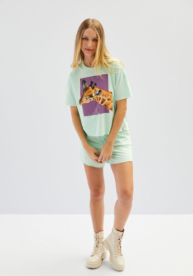 T-Shirt Myft Girafa
