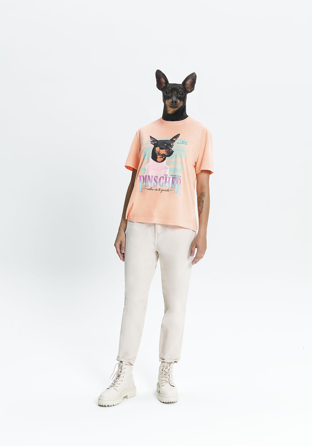 T-Shirt Myft Pinscher