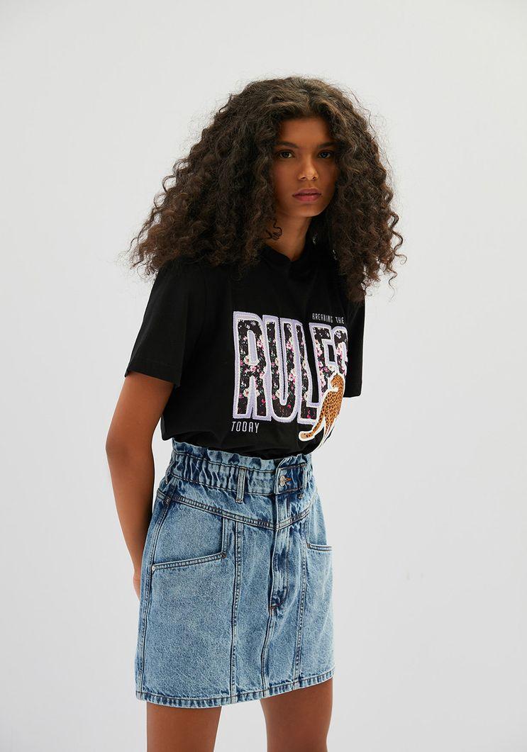 "T-Shirt Myft ""Rules"""