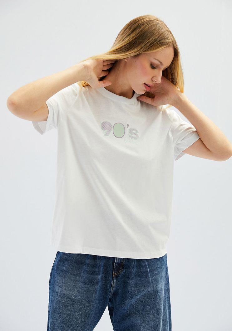 T-shirt Myft 90´s baby