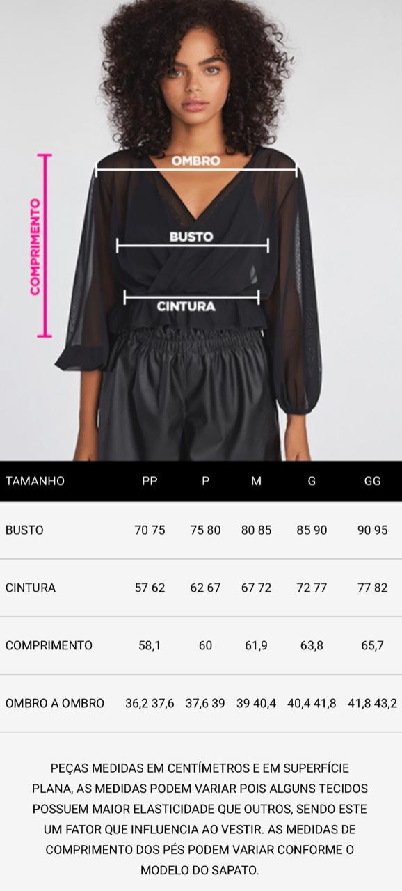 Top Myft lurex alças