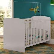 Berço Infantil Aconchego Branco - Art In Móveis