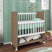 Berço Infantil Bedside Sleepers Soninho Alta Montana - Art In Móveis