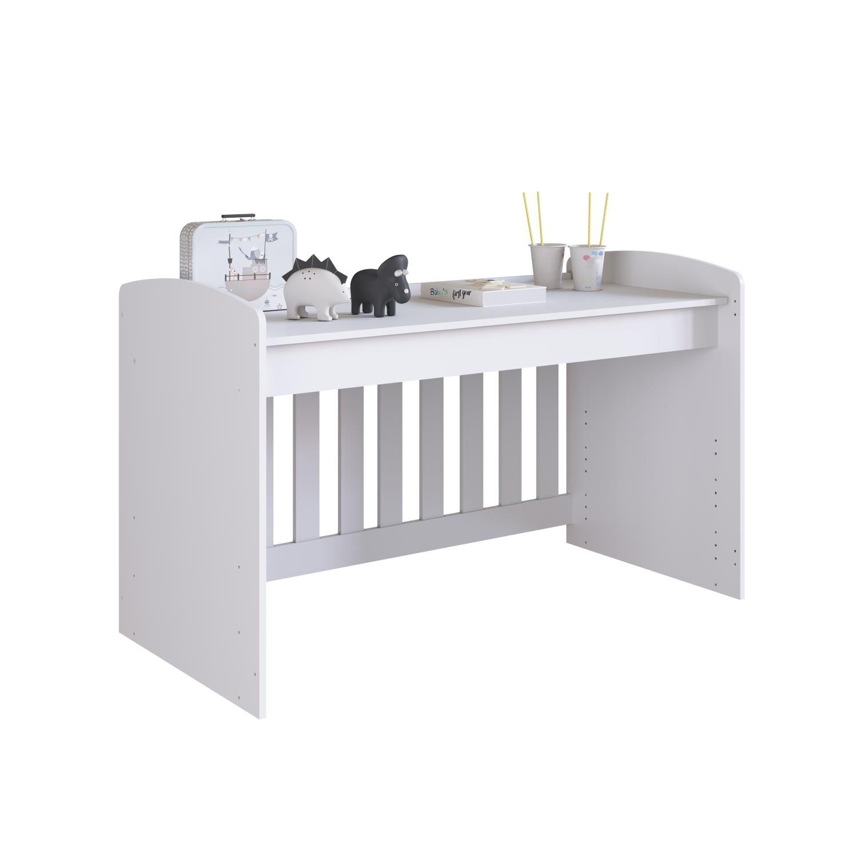 Berço Multifuncional 4 em 1 Ternura Branco - Art in Móveis