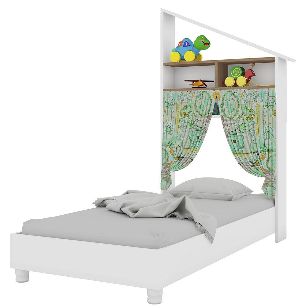Mini Cama Infantil Montessoriano Montana - Art In Móveis