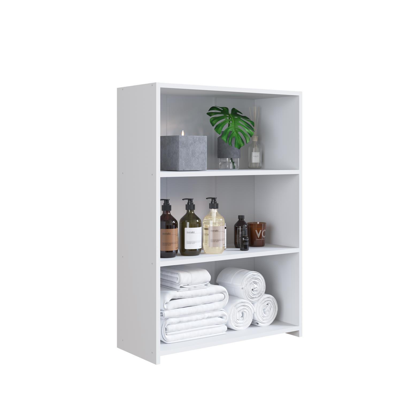 Módulo organizador Multiuso Funcionale Branco - Art In Móveis