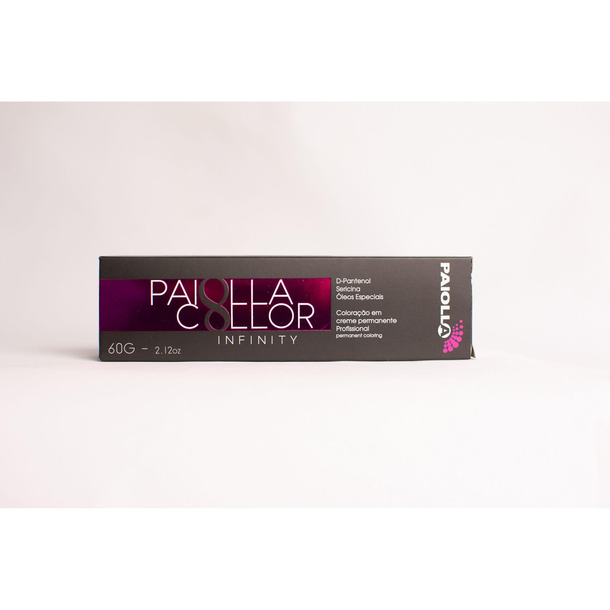 0.6 Corretor Violeta - Coloração Paiolla Collor Infinity