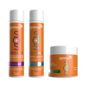 COMBO Cauterização Capilar Save Hair