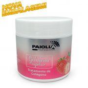 Gelatina Capilar - Tratamento de Colágeno - 500g