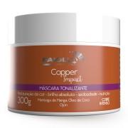 Máscara Tonalizante Copper Impact - Cobre Intenso - 300g