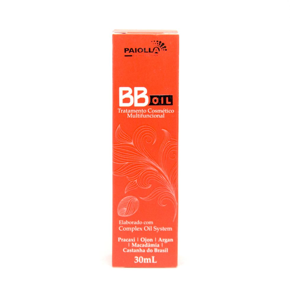 BB Oil - Hidratante Capilar - 30ml