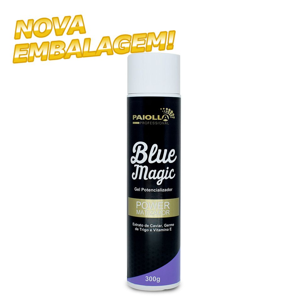 Blue Magic - Gel Power Matizador - 300g