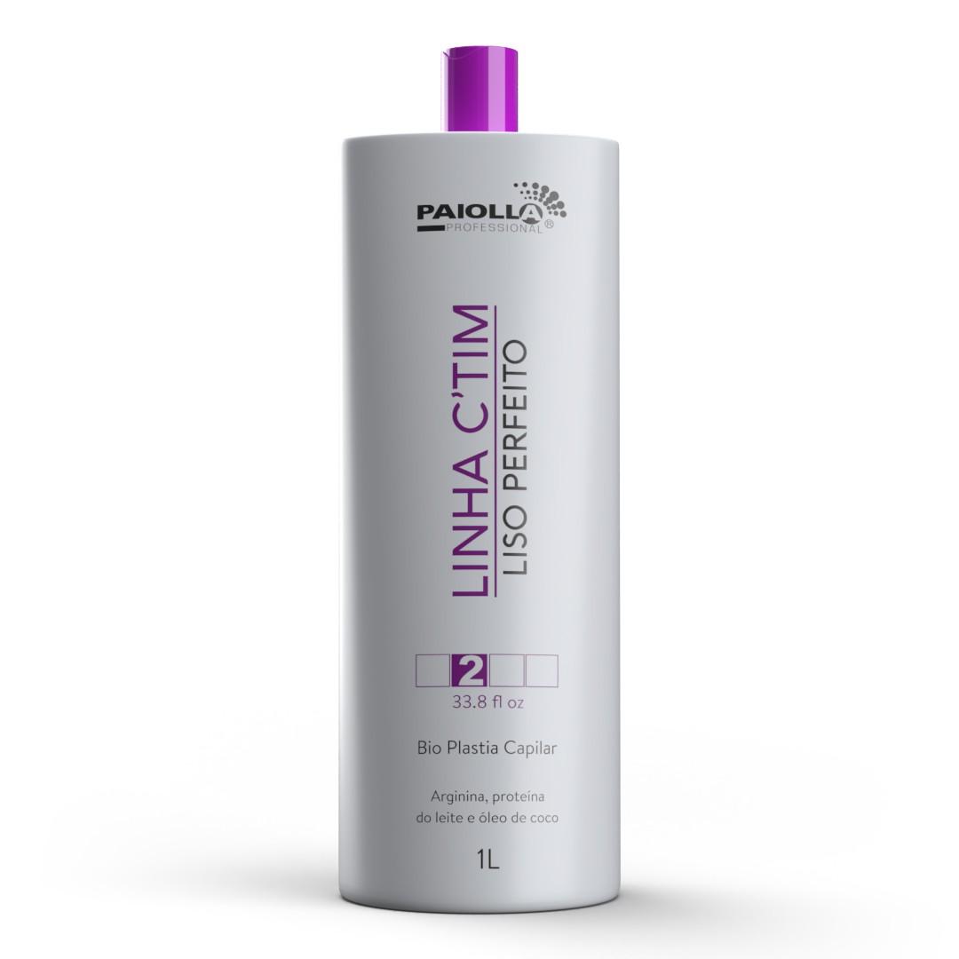 COMBO 1 Kit Progressiva Ctim 1L + 1 Shampoo + 3 Btx Violet 3D 150g