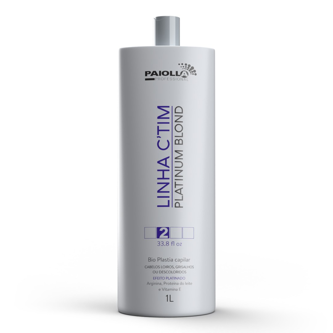 COMBO 1 Kit Progressiva Ctim Platinum 1L + 1 Shampoo + 3 Botox Argan 3D 150g