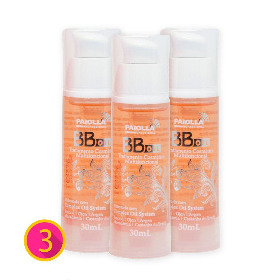 COMBO - 2 BB Oil - Hidratante Capilar + 1 GRÁTIS