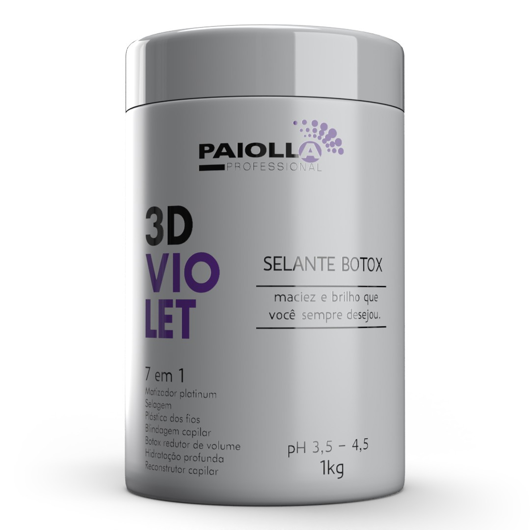 COMBO 3 Selante Botox 3D Violet