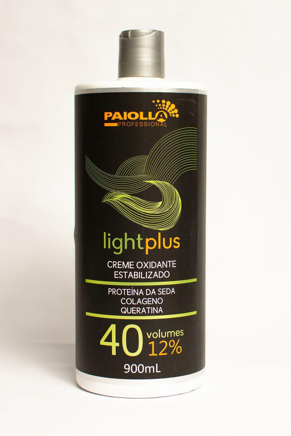 COMBO Pó Descolorante Power Blond Plus Platinum 500g + OX 40 Volumes GRÁTIS