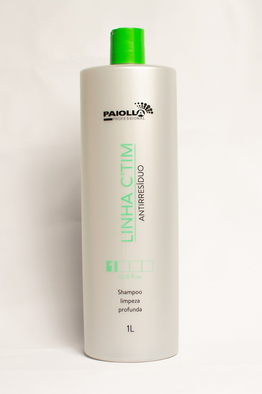 COMBO PROFISSIONAL 3 Escova Progressiva C'tim Platinum Blond 1L