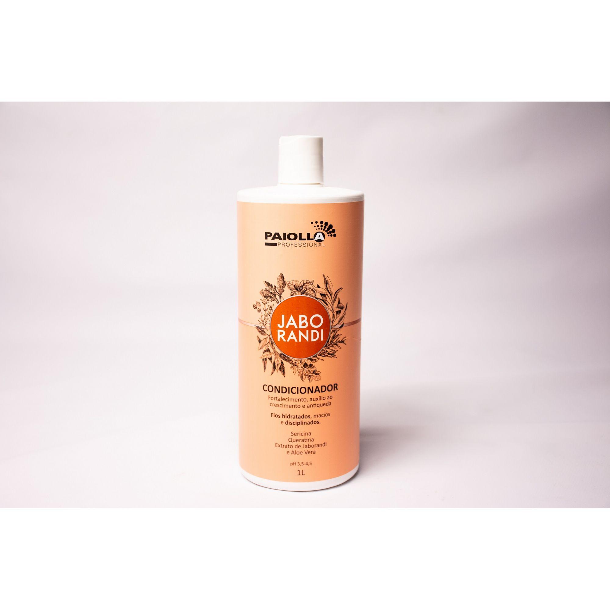 COMBO PROFISSIONAL Shampoo + Condicionador Jaborandi