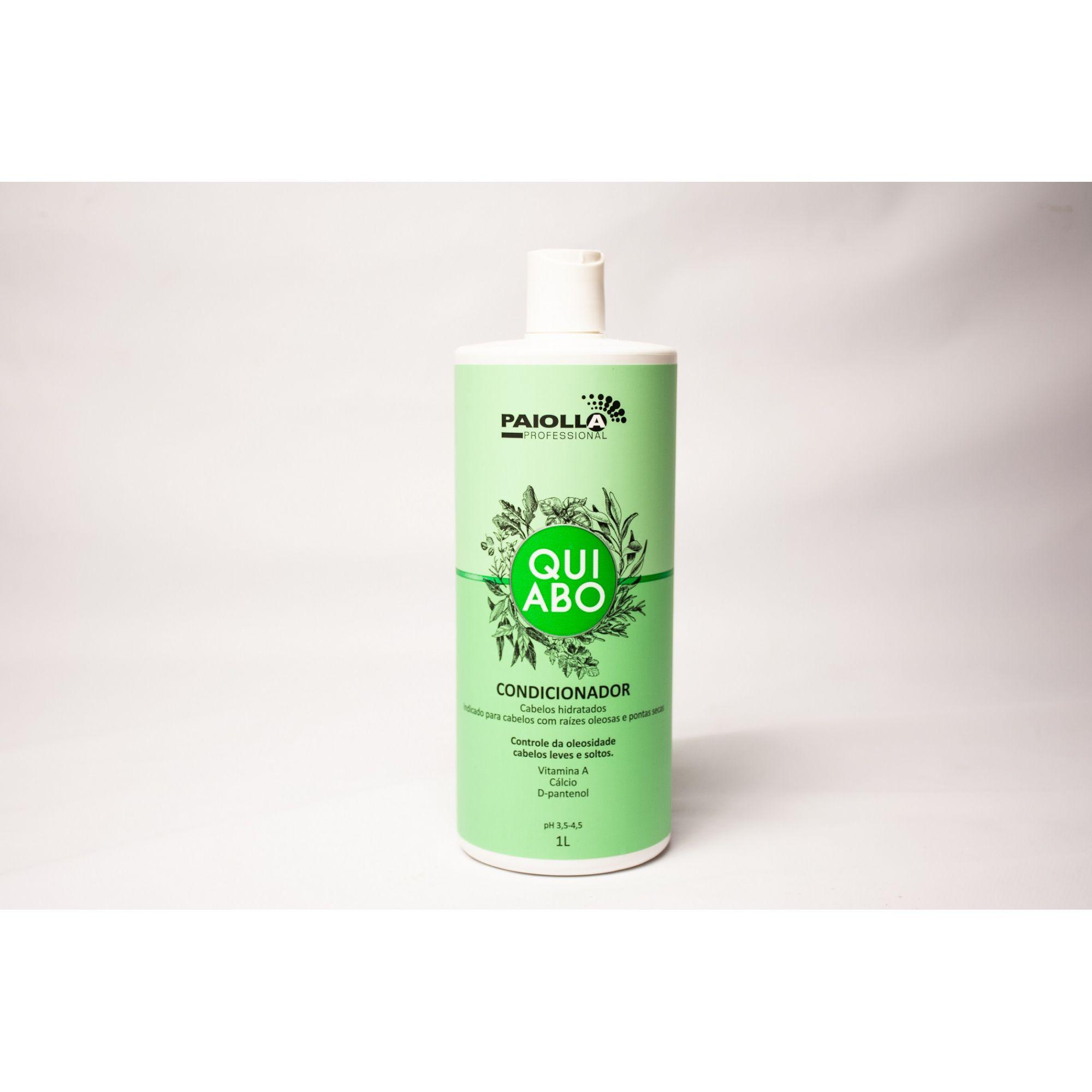 COMBO PROFISSIONAL Shampoo + Condicionador Quiabo
