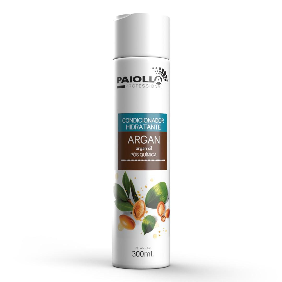 Condicionador Hidratante Argan - Pós Química 300ml